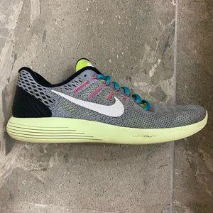 Nike Lunarglide 8 Running Shoes 843726-017 Women's Size 10.5